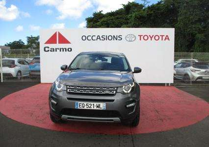 Photo Land Rover Discovery Sport 2.0 Td4...