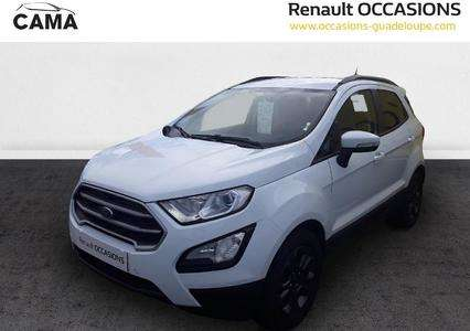 Photo Ford EcoSport 1.0 Ecost 100ch Trend