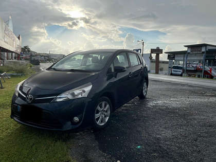 Photo Toyota verso 7 places