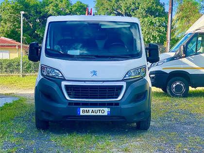 Photo Peugeot Boxer