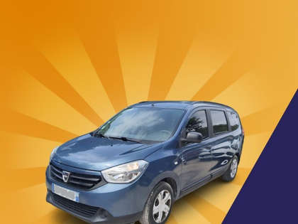 Photo DACIA LODGY 7 PLACES,CLIMATISEE.