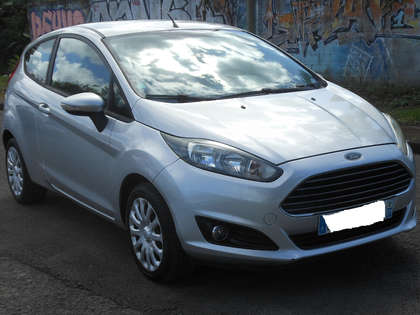 Photo FORD Fiesta Diesel Commercial