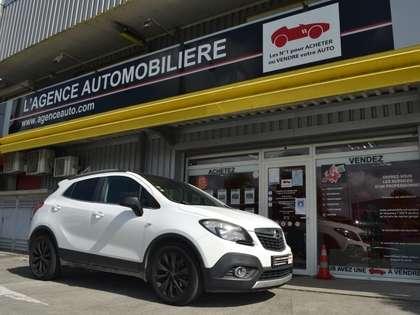 Photo Opel Mokka 1.4 Turbo - 140 ch 4x2