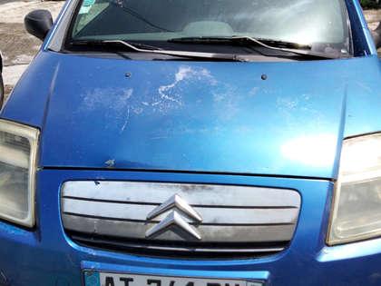 Photo Citroën C2 1,1L essence Bleue